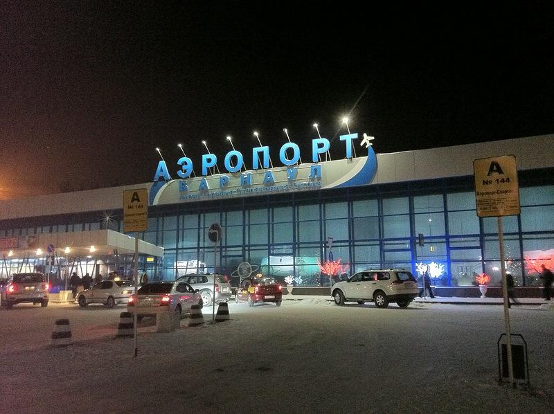 В 2013 году пассажиропоток аэропорта