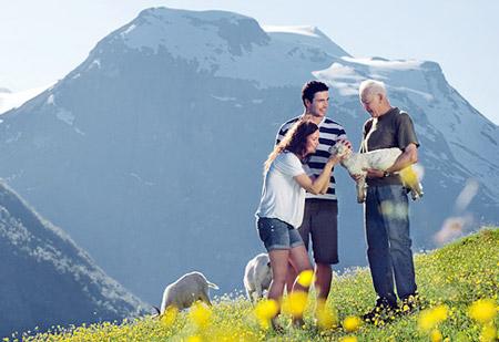 особенности сельского туризма