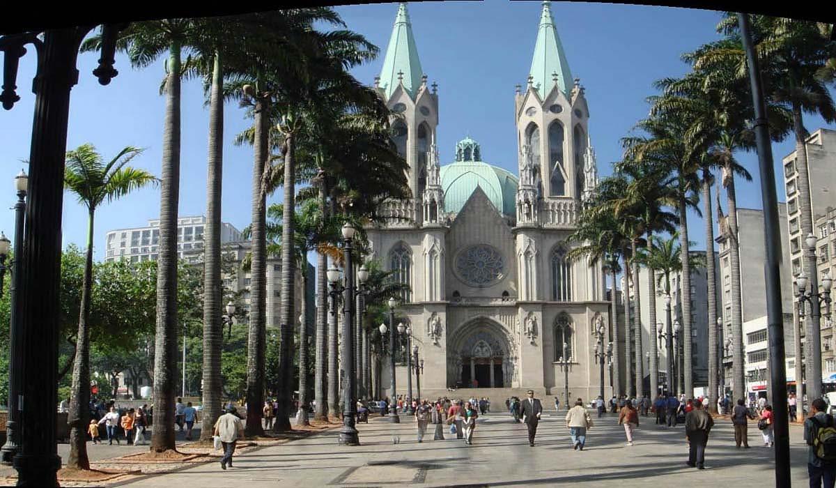Города Бразилии: Сан-Паулу - когда богатство и нищета гармонируют