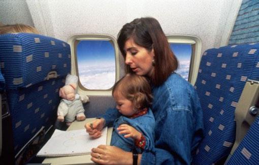 Кто летал Аэрофлотом с малышом до 2х лет без места Womanru